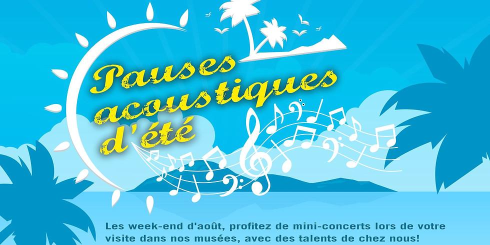 Emeline Tout Court @Pauses acoustiques de l'été, Mons