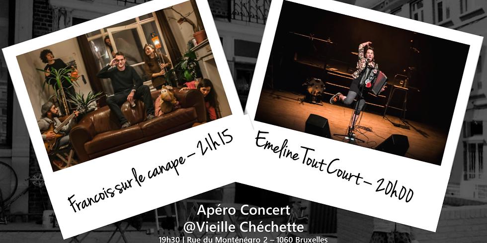 Emeline Tout Court @Vieille Chéchette