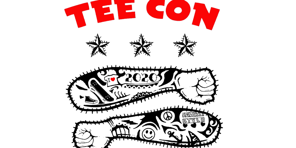 TEE CON CONVENTION