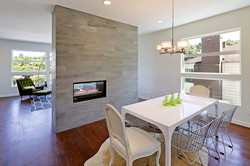 Great dining space
