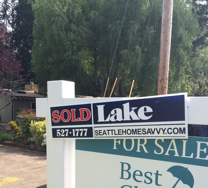 Seattle home prices second fastest rising in nation