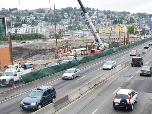 Scheduled  closures of Highway 99 will snarl traffic through downtown