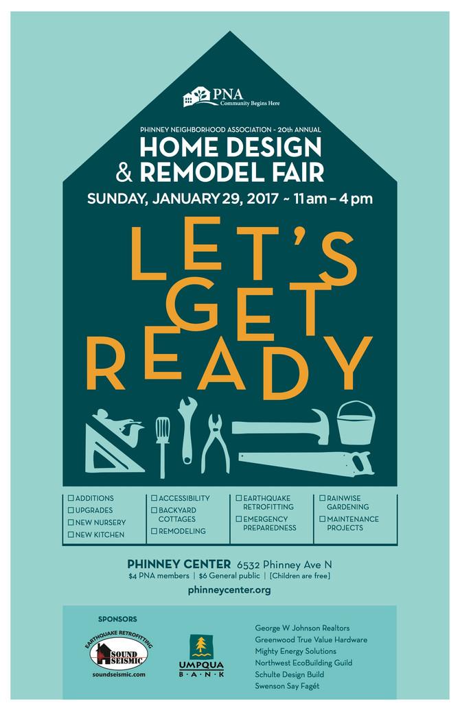 PNA Home Fair, Sunday January 29th