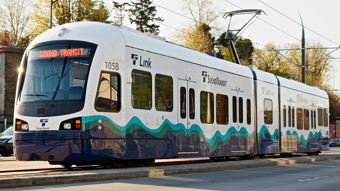 Light Rail is heading through Shoreline