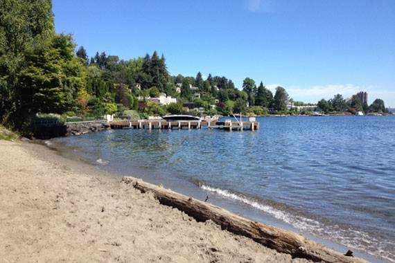 (Not So) Secret Beaches of Seattle
