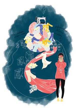 Illustrations Julie Zeitline