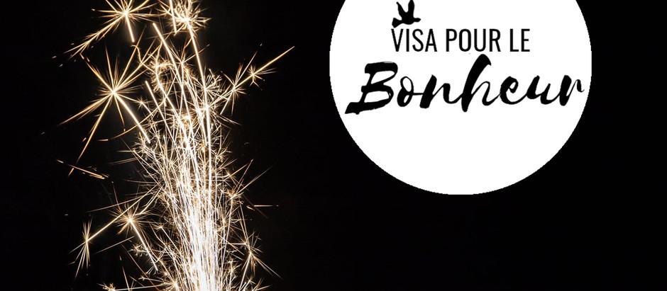 Ma vie d'entrepreneure - E6 : Le lancement de Visa pour le bonheur