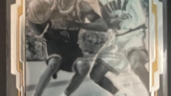 Allen Iverson Sixers  Best Retro Chrome Card