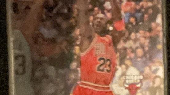 Michael Jordan Chrome 1998-1999 Topps
