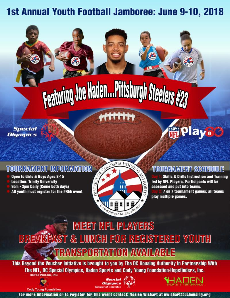 0 Final Football Jamboree Flyer Design N