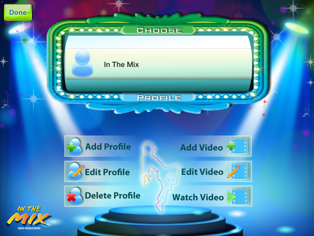 video mix app for iphone