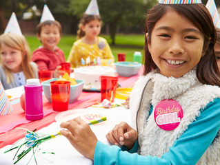 Five Ways to Up your Kid's Birthday Party