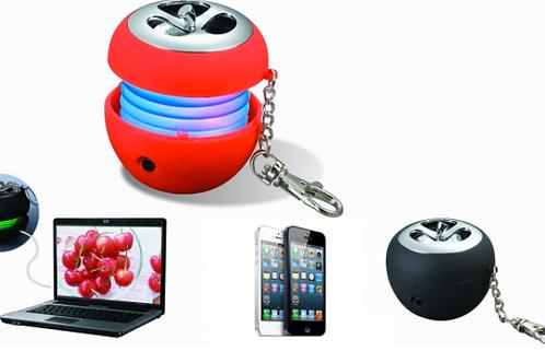 Mini Apple Speaker