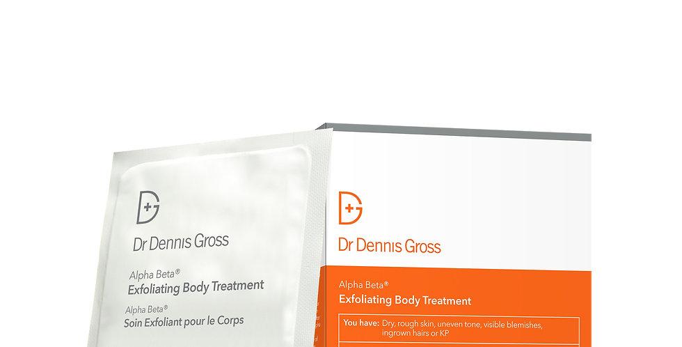Alpha Beta® Exfoliating BodyTreatment - Servietter 8stk