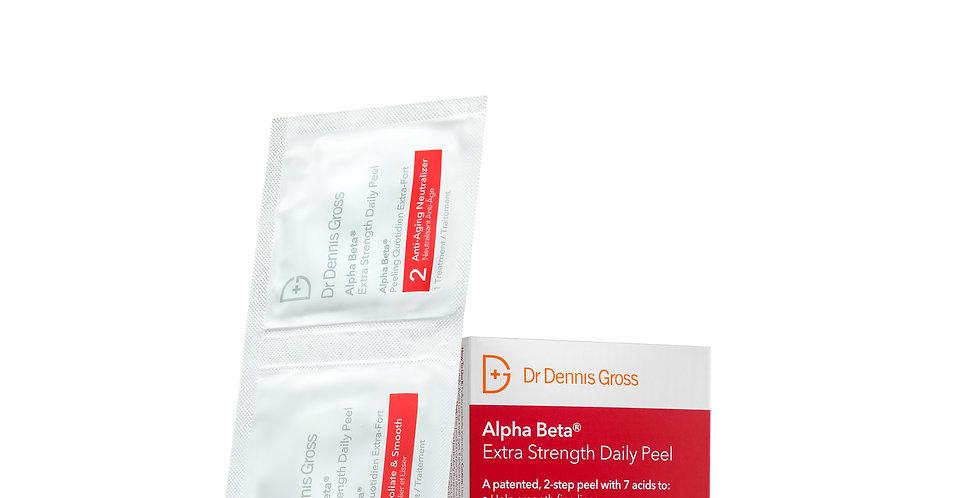 Alpha Beta® Extra Strength Daily Peel - Servietter 5stk