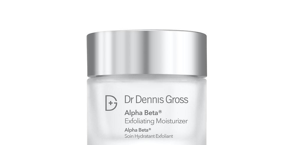 Alpha Beta® Exfoliating Moisturizer                        60ml.