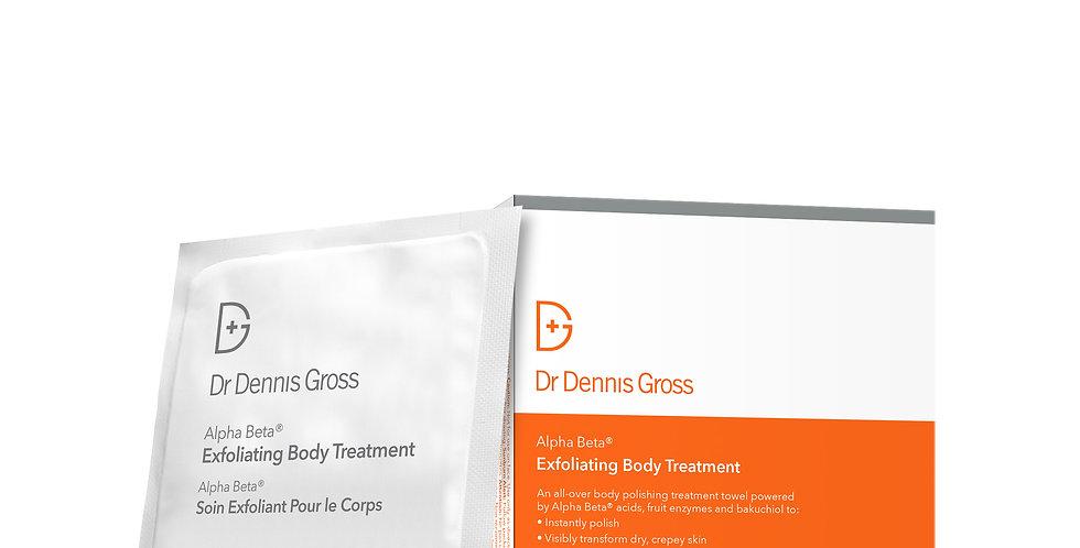 Alpha Beta® Exfoliating BodyTreatment - Servietter 2stk