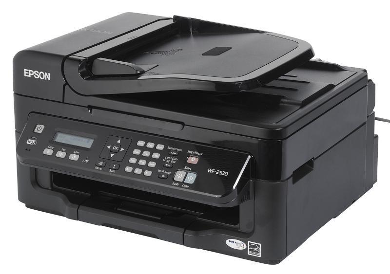 On-site setup of Printer/scanner