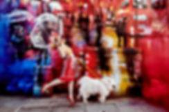 Model_Meets_Mural_London_England_no_01_2