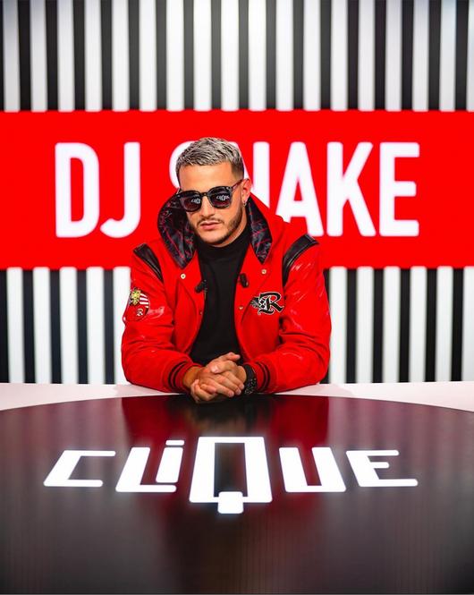 DJ SNAKE - CLIQUE TV
