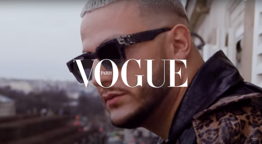 DJ SNAKE x VOGUE PARIS