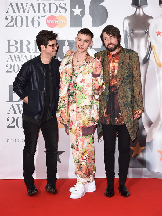 YEARS & YEARS - THE BRITS