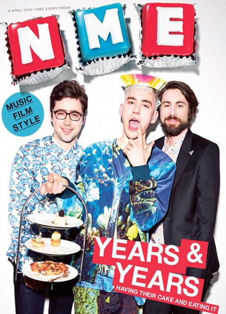 YEARS & YEARS - NME