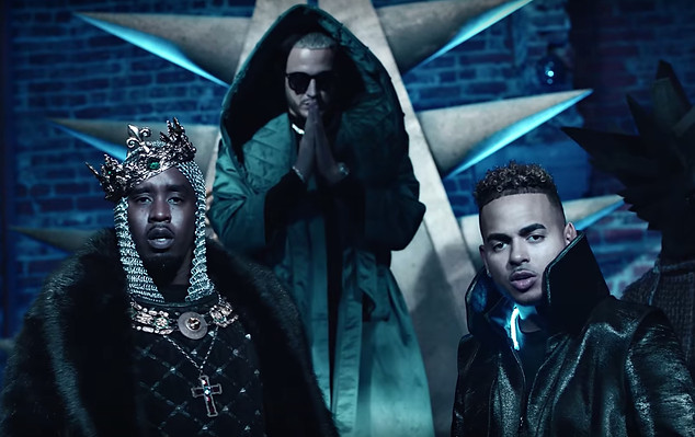 DJ SNAKE ft OZUNA ft PUFF DADDY - ERES TOP