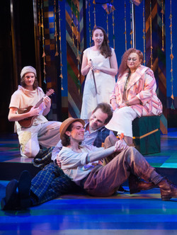ARDEN FOLLOWER | As You Like It (OSF 2019)