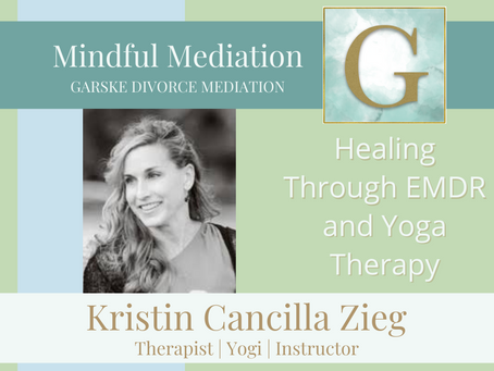 Healing Through EMDR and Yoga Therapy