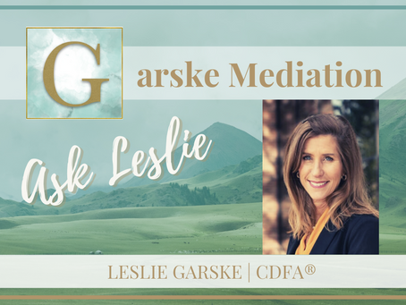 Ask Leslie: What does divorce mean to my finances?