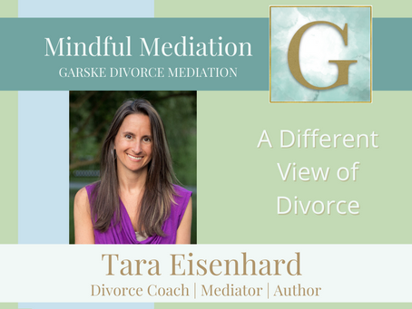 A Different View of Divorce