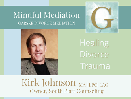 EMDR and Healing From Divorce