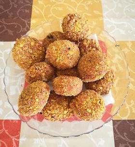 Nuggets de arroz y avena