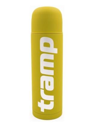 New Термос Tramp Soft Touch 1.2 л жовтий