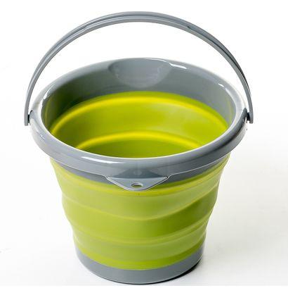 Відро складне силіконове Tramp 5L olive