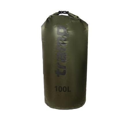 Гермомішок Tramp PVC Diamond Rip-Stop оливковий 100л