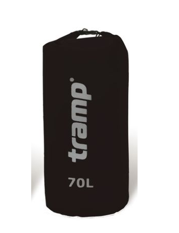 Гермомішок Tramp Nylon PVC 70 чорний