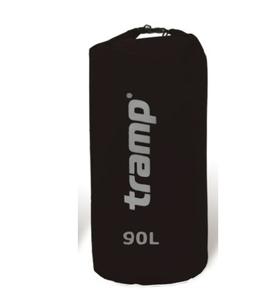 Гермомішок Tramp Nylon PVC 90 чорний