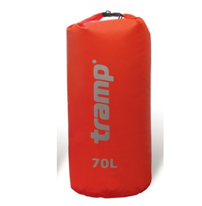 Гермомішок Tramp Nylon PVC 70 червоний