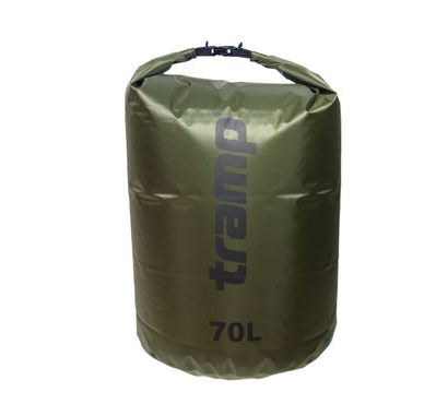 Гермомішок Tramp PVC Diamond Rip-Stop оливковий 70л