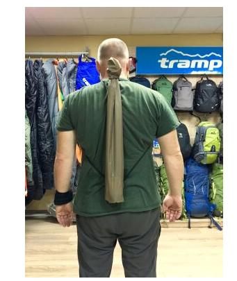 New Чохол для скандинавських палиць Tramp NW Cover 73 см оливковий