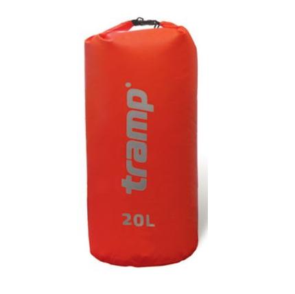 Гермомішок Tramp Nylon PVC 20 червоний