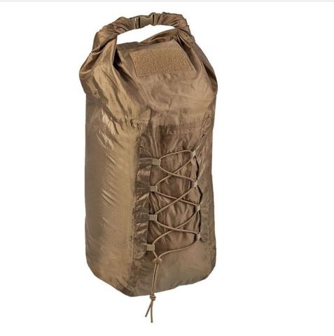Баул Sturm Mil-Tec Duffle Bag Ultra Compact 20L Dark Coyote