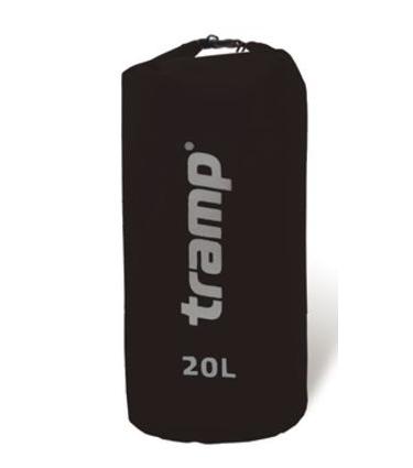 Гермомішок Tramp Nylon PVC 20 чорний