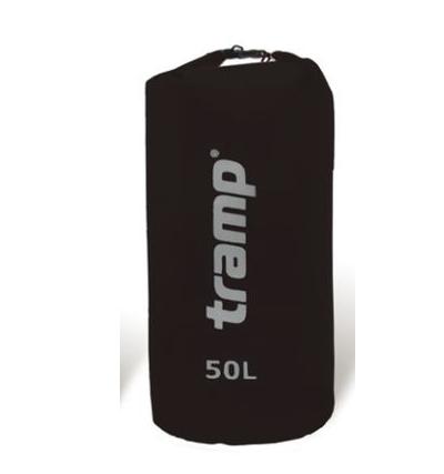 Гермомішок Tramp Nylon PVC 50 чорний
