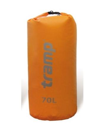 Гермомішок Tramp PVC 70 л (помаранчевий)