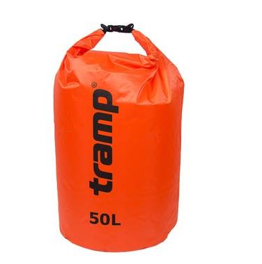 Гермомішок Tramp PVC Diamond Rip-Stop помаранчевий 50л