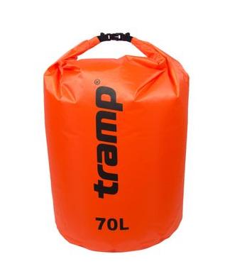 Гермомішок Tramp PVC Diamond Rip-Stop помаранчевий 70л