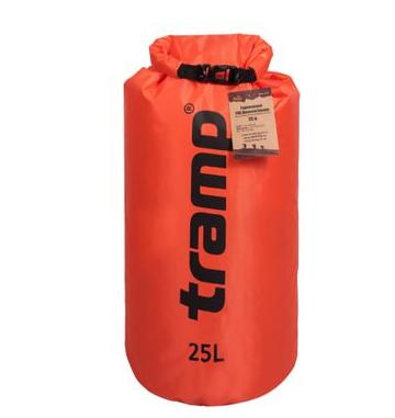 New  Гермомішок Tramp PVC Diamond Rip-Stop помаранчевий 25 л